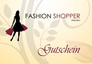 Gutschein Fashion Shopper Dresden, Stilberater Personal Shopper Umstyling